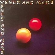 LP - Wings - Venus And Mars - 2 Poster + Sticker