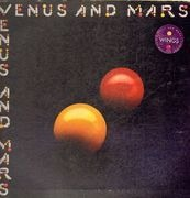 LP - Wings - Venus And Mars - POSTER