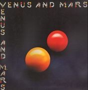LP - Wings - Venus And Mars - with one poster