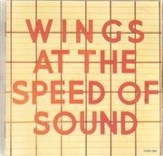 CD - Wings - Wings At The Speed Of Sound - Japan with OBI-Strip