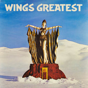 LP - Wings - Wings Greatest - with huge poster