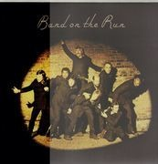 LP - Wings - Band On The Run - 180g Ltd. Poster