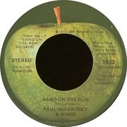 7inch Vinyl Single - Wings - Band On The Run