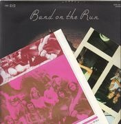 LP - Wings - Band On The Run - Japan + POSTER + BOOKLET