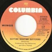 7inch Vinyl Single - Wings - Goodnight Tonight