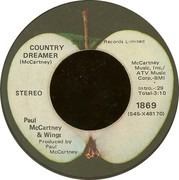 7inch Vinyl Single - Wings - Helen Wheels