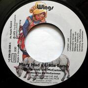 7inch Vinyl Single - Wings - Mary Had A Little Lamb