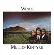 7inch Vinyl Single - Wings - Mull Of Kintyre / Girls School