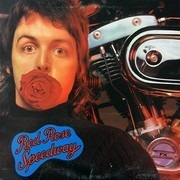 LP - Wings - Red Rose Speedway - +booklet