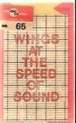 MC - Wings - Wings At The Speed Of Sound - Still Sealed