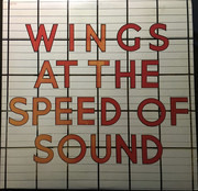 LP - Wings - Wings At The Speed Of Sound - Jacksonville Press