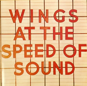 CD - Wings - Wings At The Speed Of Sound