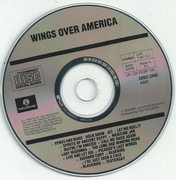 Double CD - Wings - Wings Over America