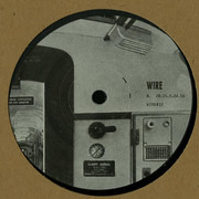 12inch Vinyl Single - Wire - Wire01v