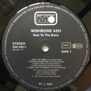 LP - Wishbone Ash - Raw To The Bone - SIGNED!