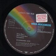 LP - Wishbone Ash - There's The Rub - Trade Sample