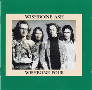 CD - Wishbone Ash - Wishbone Four