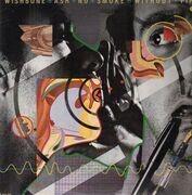 LP - Wishbone Ash - No Smoke Without Fire