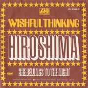 7'' - Wishful Thinking - Hiroshima