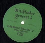 12inch Vinyl Single - Witchfinder General - Buried Amongst The Ruins - Gatefold +booklet +7inch