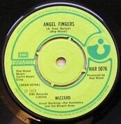 7'' - Wizzard - Angel Fingers (A Teen Ballad)