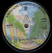 7'' - Wizzard - Are You Ready To Rock - 1st Press