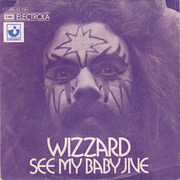 7'' - Wizzard - See My Baby Jive