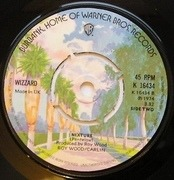 7'' - Wizzard - This Is The Story Of My Love (Baby) - Knockout Center