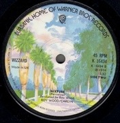 7'' - Wizzard - This Is The Story Of My Love (Baby) - Solid Center