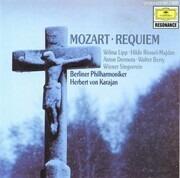 CD - Wolfgang Amadeus Mozart - Berliner Philharmoniker / Herbert von Karajan - Requiem