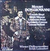LP-Box - Mozart (Leinsdorf) - Don Giovanni - Hardcoverbox + booklets