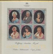 LP-Box - Wolfgang Amadeus Mozart - Eugen Jochum - Cosi Fan Tutte - Hardcoverbox + booklet / Tulip-rim