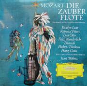 LP - Wolfgang Amadeus Mozart - Karl Böhm , Berliner Philharmoniker - Die Zauberflöte