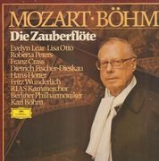 LP-Box - Wolfgang Amadeus Mozart - Karl Böhm Conducts; Evelyn Lear , Roberta Peters , Lisa Otto , Franz Cras - Die Zauberflöte - Hardcover Box + Booklet with Libretto