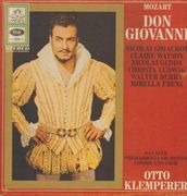 LP-Box - Mozart − Klemperer - Don Giovanni - Hardcoverbox + Booklet