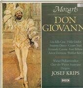 LP-Box - Mozart / Cesare Siepi , Fernando Corena , Kurt Böhme a.o. - Don Giovanni - + Booklet