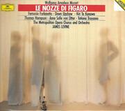 CD-Box - Mozart / Levine - Le Nozze Di Figaro - Cardboard Box + Booklet