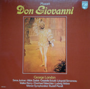 LP-Box - Mozart - Don Giovanni - Mono / Hardcoverbox + booklet