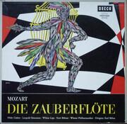LP-Box - Mozart - Die Zauberflöte - Insert