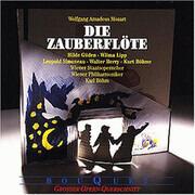 CD - Wolfgang Amadeus Mozart , Hilde Güden , Wilma Lipp , Leopold Simoneau , Walter Berry , Kurt Böhme , - Die Zauberflöte