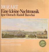 LP - Wolfgang Amadeus Mozart , Igor Oistrach , Rudolf Barshai - Eine Kleine Nachtmusik
