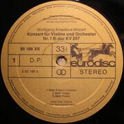 LP-Box - Wolfgang Amadeus Mozart , Josef Suk , Prague Chamber Orchestra - Sämtliche Werke Für Violine Und Orchester