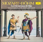 LP-Box - Mozart - Böhm - La Clemenza Di Tito - Hardcoverbox + Booklet