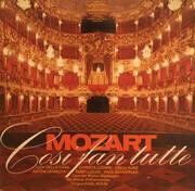 LP - Wolfgang Amadeus Mozart , Lisa Della Casa , Anton Dermota , Christa Ludwig ⋅ Erich Kunz ⋅ Emmy Loos - Cosi Fan Tutte