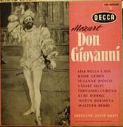 LP-Box - Mozart (Krips) - Don Giovanni - Hardcoverbox + booklet + Libretto / Mono