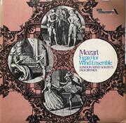 LP - Wolfgang Amadeus Mozart , London Wind Soloists , Jack Brymer - 'Figaro' For Wind Ensemble
