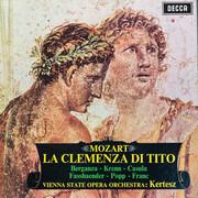 LP-Box - Wolfgang Amadeus Mozart , Orchester Der Wiener Staatsoper , István Kertész - La Clemenza Di Tito