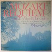 LP - Wolfgang Amadeus Mozart , Sena Jurinac , Lucretia West , Hans Loeffler , Frederick Guthrie , Orches - Requiem