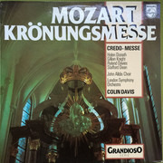 LP - Wolfgang Amadeus Mozart , The London Symphony Orchestra - Krönungsmesse
