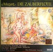 LP-Box - Wolfgang Amadeus Mozart , Wiener Philharmoniker , Georg Solti - Die Zauberflöte